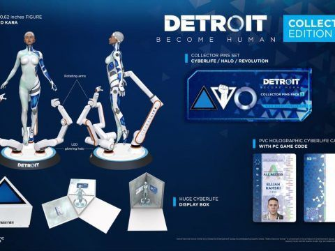 Detroit: Become Human Collector´s Edition