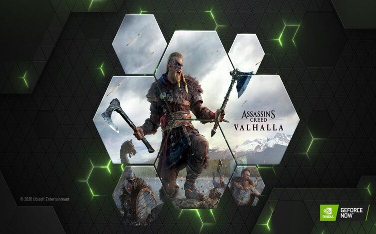 Assassin's Creed Valhalla Geforce Now