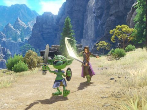 Demo de Dragon Quest XI S