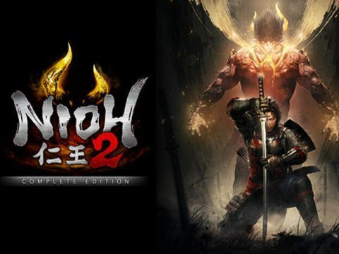 Nioh 2 The Complete Edition