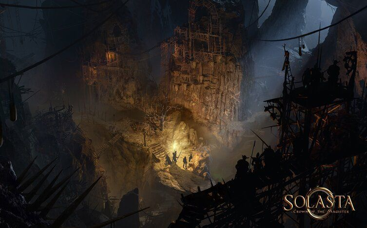 Solasta: Crown of the Magister 1.0 Steam GoG